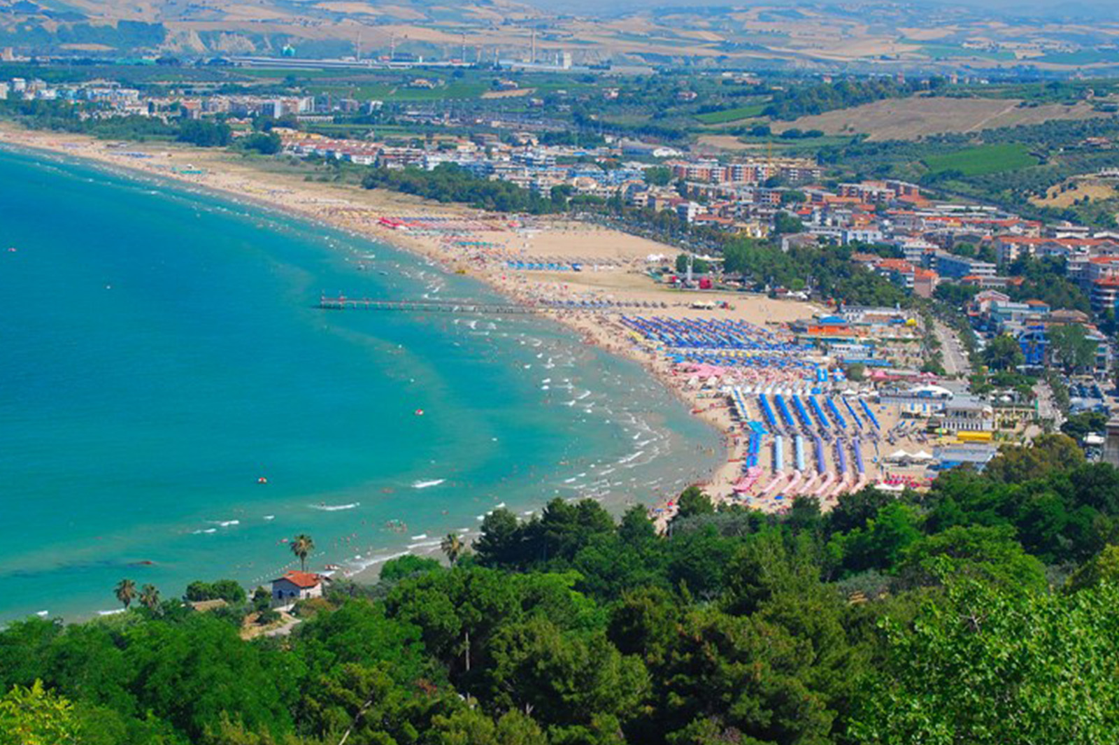 """Vasto"" THE IDEAL PLACE FOR YOUR HOLIDAYS."
